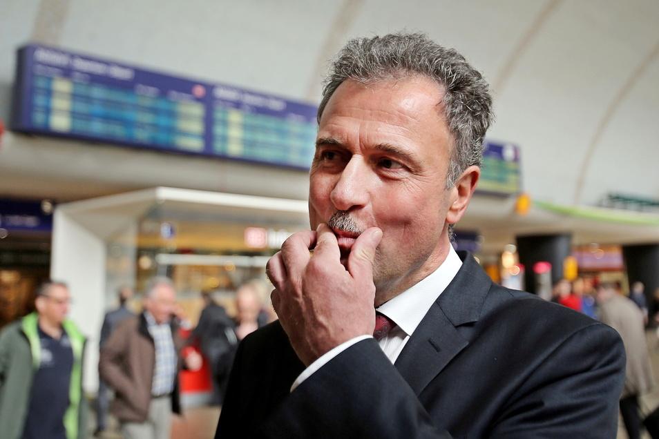 GDL-Chef Claus Weselsky hat selten so viel Zustimmung zu einem Streikaufruf erfahren.