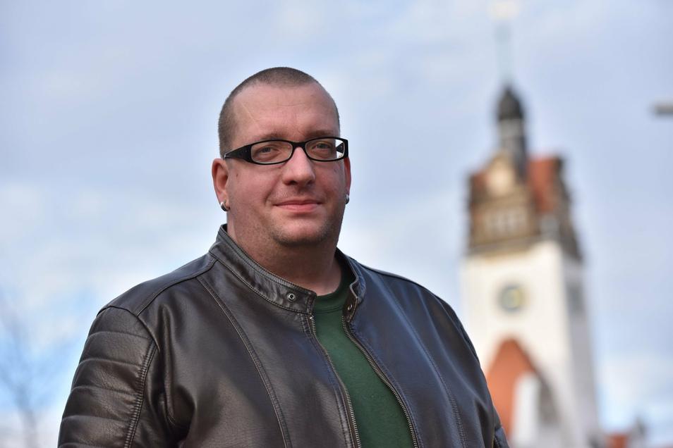 René Neuber bleibt dem Verein Freie Wähler Freital erhalten, die Landespartei verlässt er.