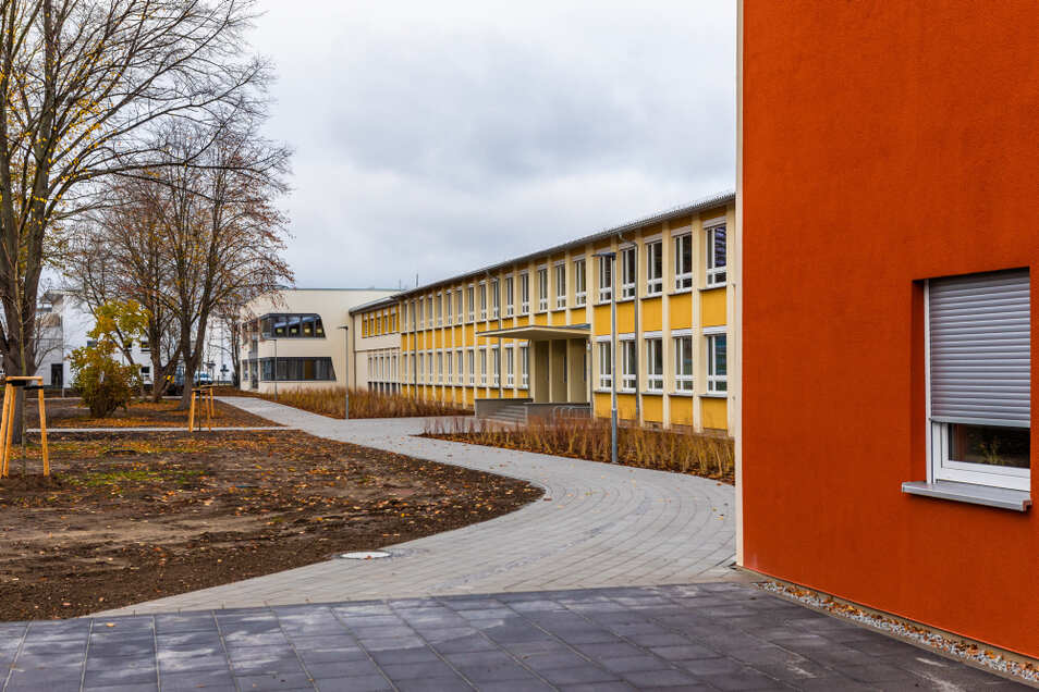Hoyerswerdas Oberschule ist das jüngste Beispiel dafür, was Städtebauförderung vermag. Die Stadt allein hätte sich das nie leisten können.