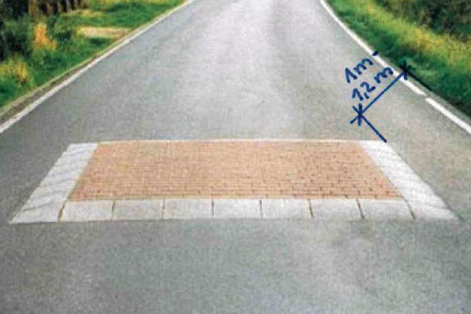 Dieses Bild wurde den Stadträten im Technischen Ausschuss zur Anschauung vorgestellt ...
