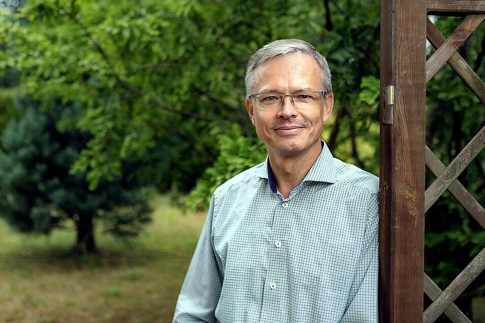 Dirk Nasdala ist der Kandidat der Freien Wähler.