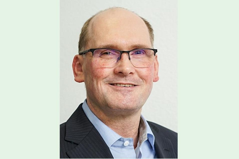 Sirko Rosenberg tritt für die FDP an. Er will mehr Freiräume für die Wirtschaft.