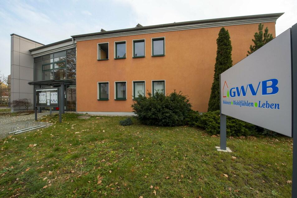 Am 1. Juli 2021 wird Imbritt Weihe ihr neues Büro bei der GWVB in Großenhain beziehen.
