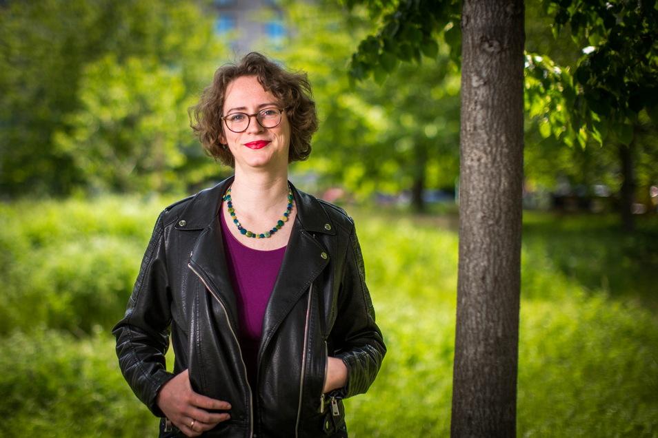 Stadträtin Susanne Kraus tritt nicht mehr als Sprecherin der Dresdner Grünen an.