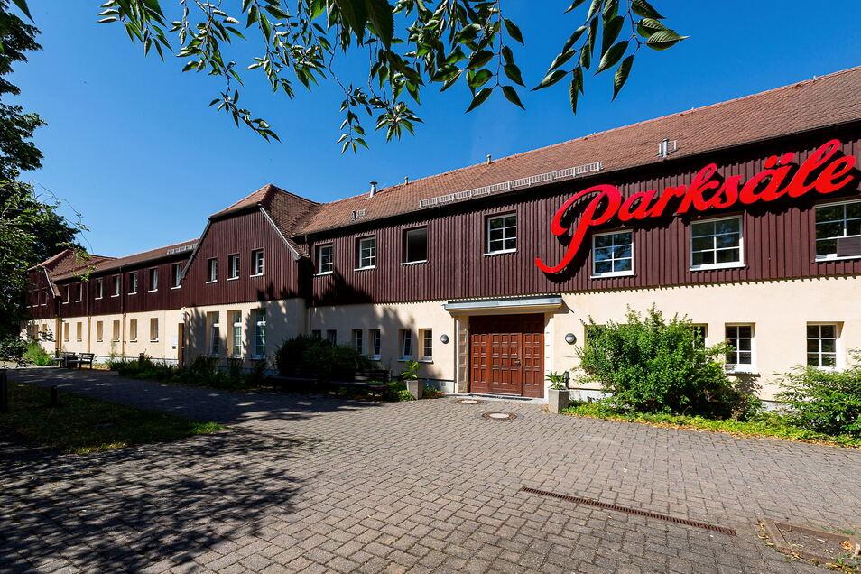 Auch im Seitenflügel des Kulturzentrums Parksäle, wo die Bau- und Finanzverwaltung untergebracht ist, ging lange nichts mehr nach dem Hackerangriff.