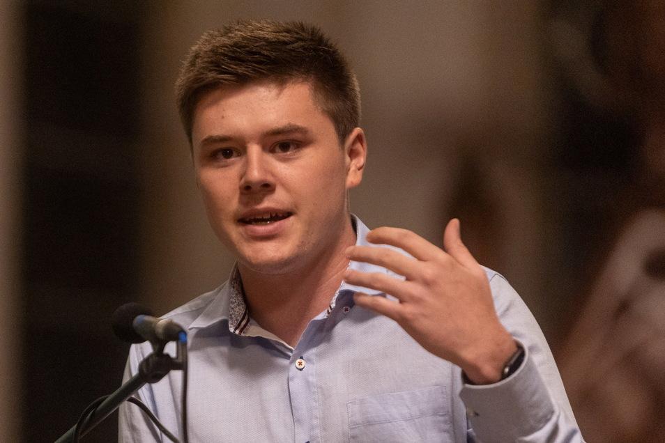 Fabian Funke (SPD).