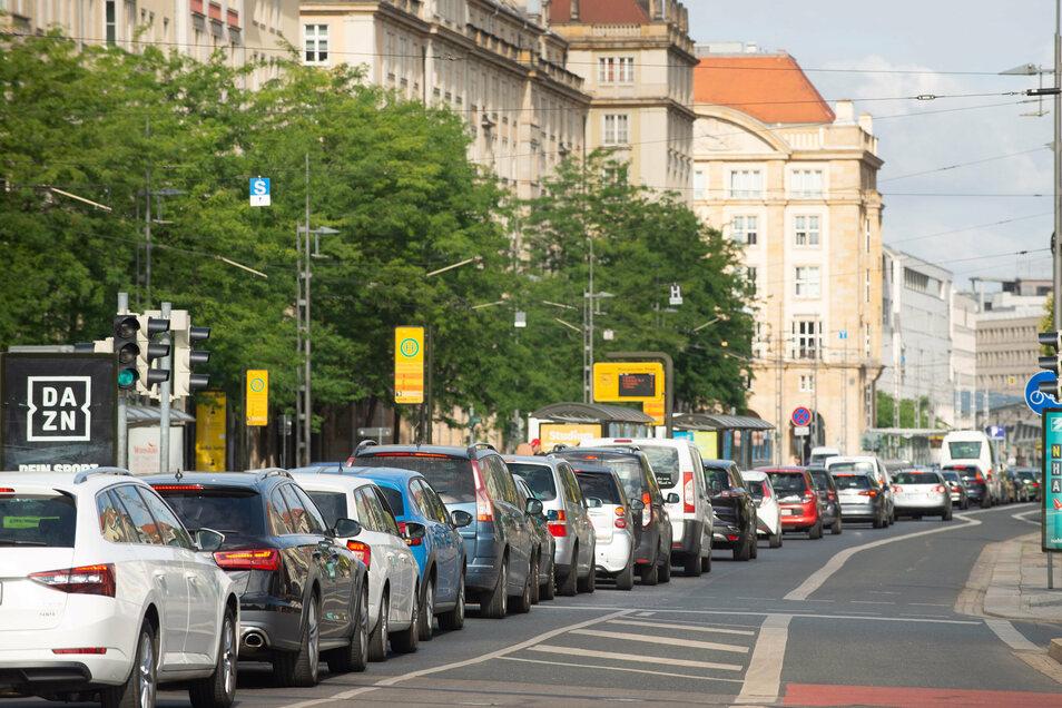 Dem VW-Skandal zum Trotz verkaufen sich Diesel-Autos in Dresden immer noch recht gut.