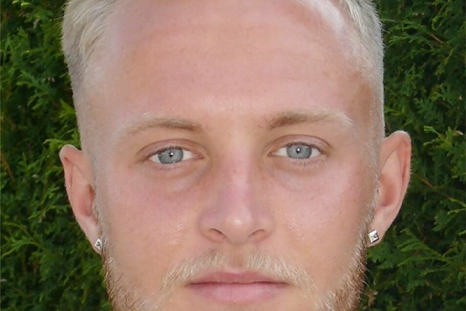 Nummer 33, Dennis Blaser (22), Angriff, Deutschland