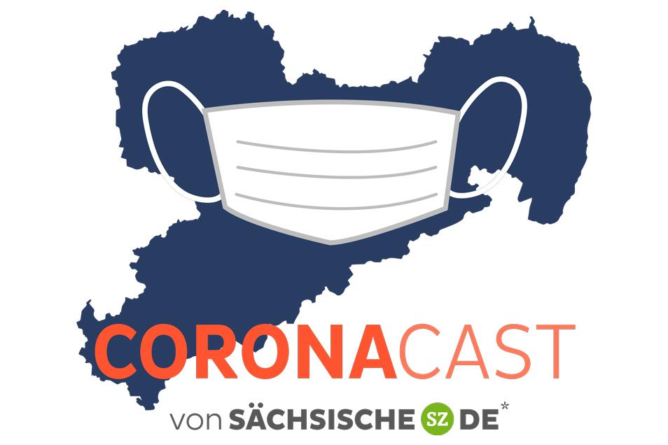 Im CoronaCast reden Andreas Szabó und Fabian Deicke über die aktuelle Lage in Sachsen.