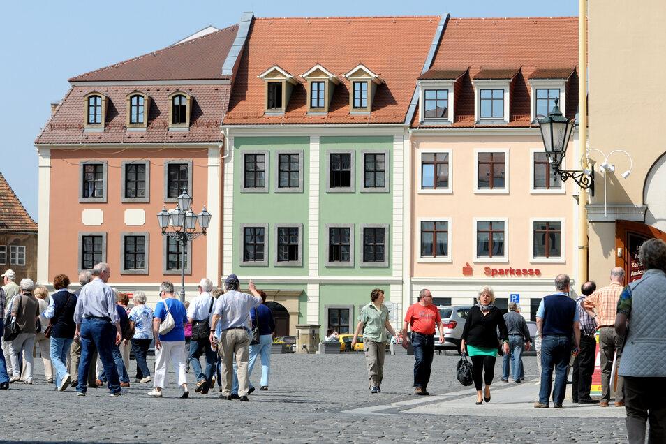 Der Löbauer Markt verwandelt sich am Sonntag zum Picknick-Ort
