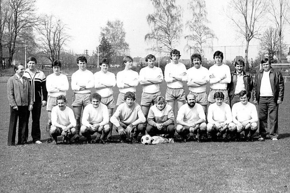 Unter dem damaligen Trainer Bernd Neuhäußer gingen sie von 1982 bis 1984 auf Torejagd.