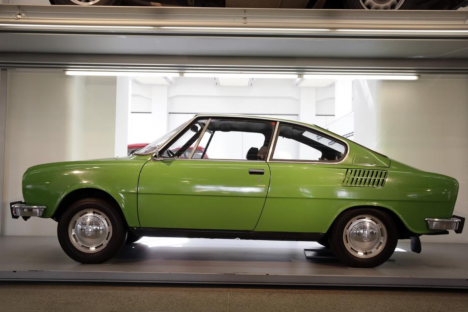 Kennen wir noch: Škoda 110 R Coupe von 1980.