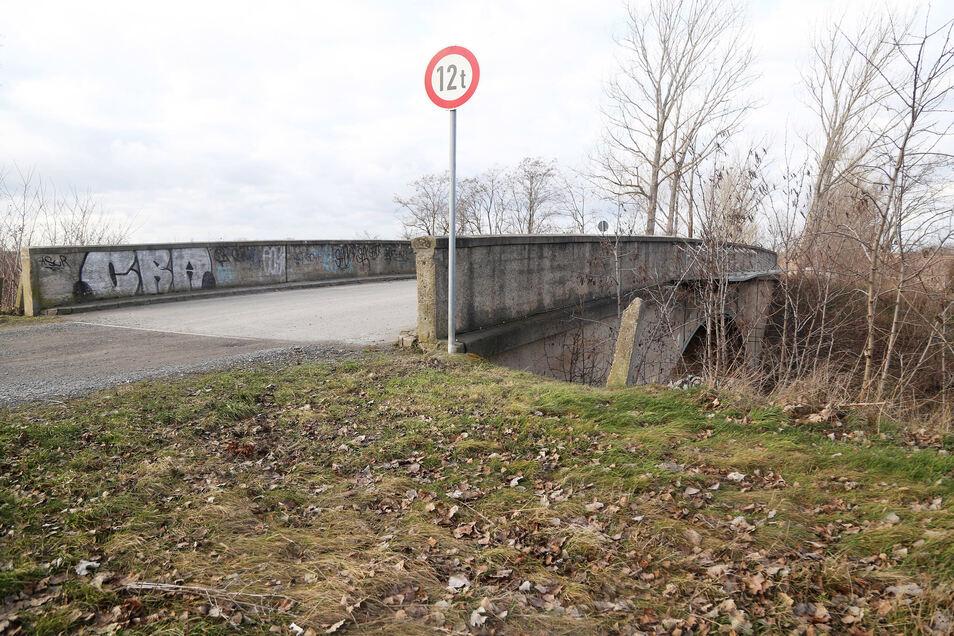Wichtige Verbindung über die Gleise: Die Brücke an der Reppener Straße in Riesa hat ihren Zenit überschritten. Kommt jetzt ein Neubau?