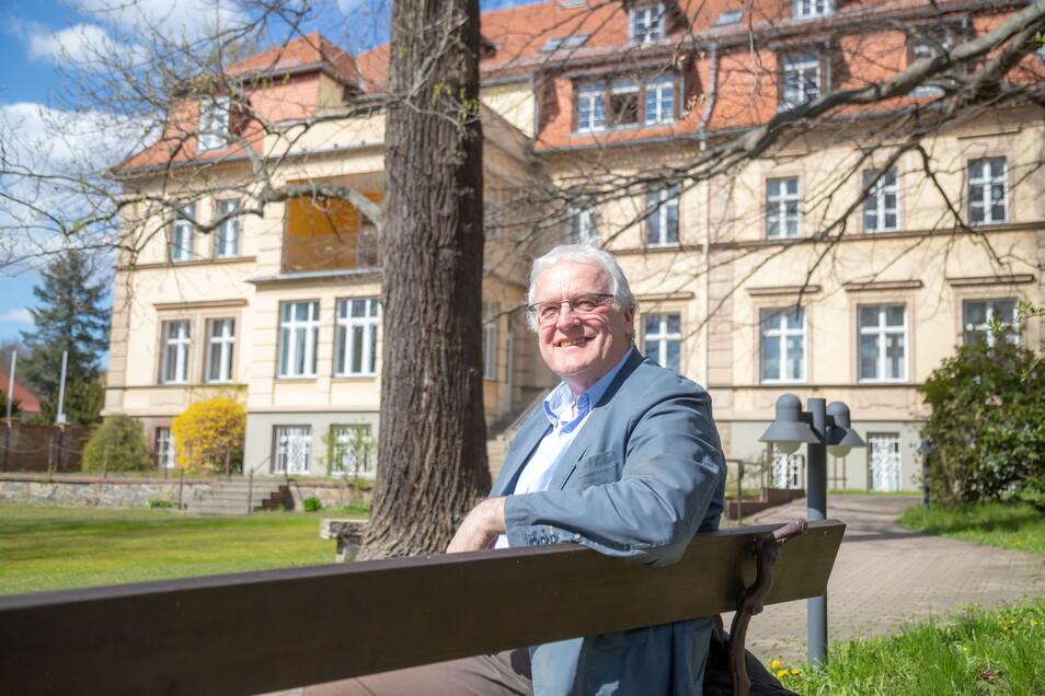 Thomas Koppehl ist Superintendent des Evangelischer Kirchenkreises schlesische Oberlausitz.