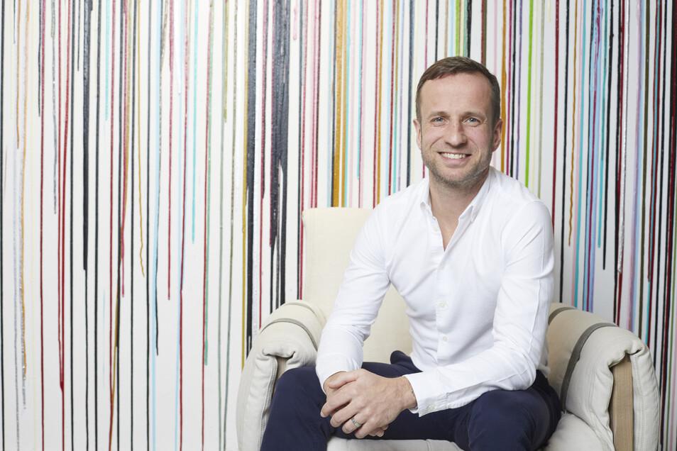 Tino Krause, 41, geboren in Jena, ist Facebook-Chef für Deutschland, Österreich und die Schweiz.