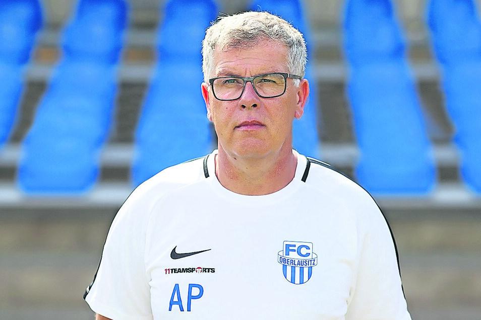 André Petroschke (52), Mannschaftsleiter