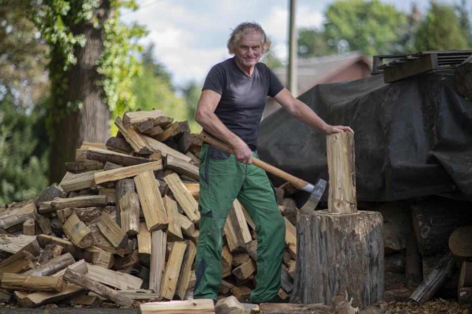 Bergsteiger und Weltenbummler Reinhard Richter (63) aus Kamenz geht zum Jahresende in Rente. Aber Ruhe ist nichts für ihn. In Südtirol will er noch einmal etwas völlig Anderes machen.