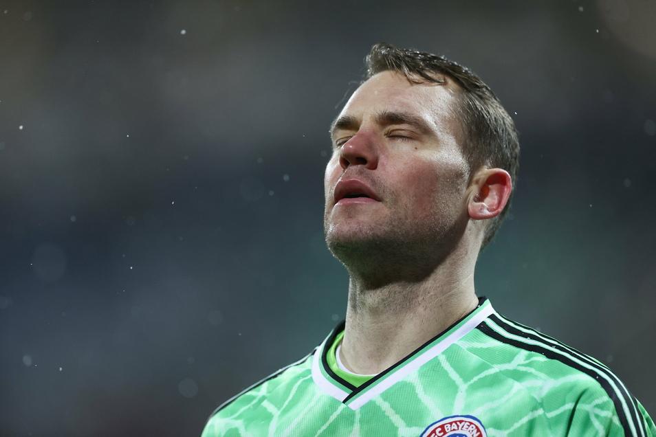 Nicht zu fassen: Bayern-Schlussmann Manuel Neuer konnte keinen der Kieler Elfmeter parieren.