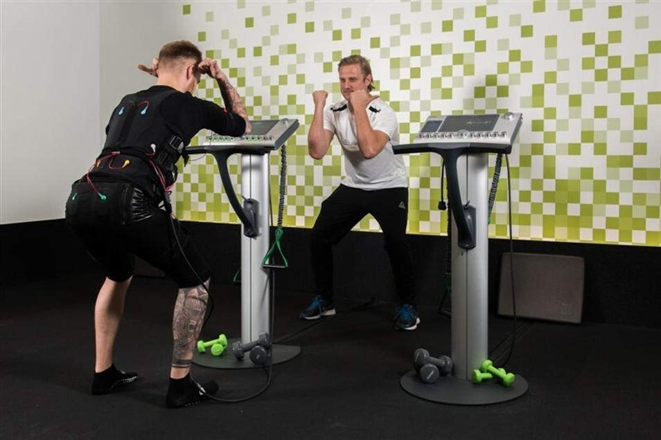12 Wochen EMS-Training inkl. Körper- und Ernährungsanalyse und Komfortservice im Wert von 699,-€