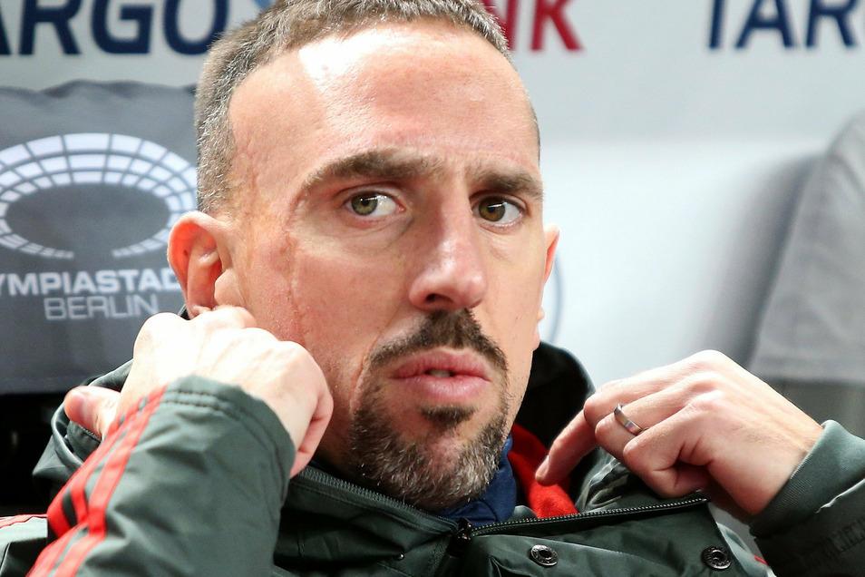 Franck Ribery Kinder