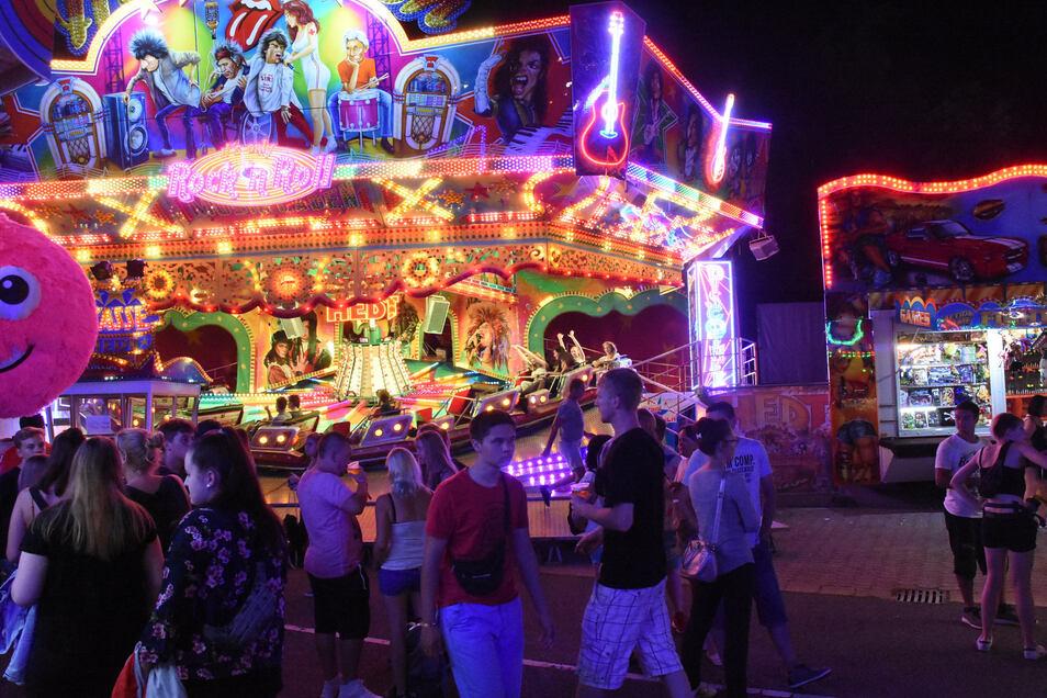Ein fester Termin ist das Nieskyer Herbstfest für die Schausteller aus der Region. In diesem Jahr müssen sie darauf verzichten, ebenso auf weitere Volksfeste wie das Görlitzer Altstadtfest und das Rothenburger Sommerfest.
