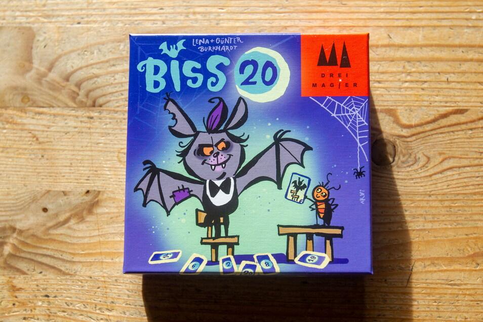 Spielideen vom Spielprofi Udo Schmitz aus Meusegast bei Pirna. Wie hier das Spiel BISS 20.