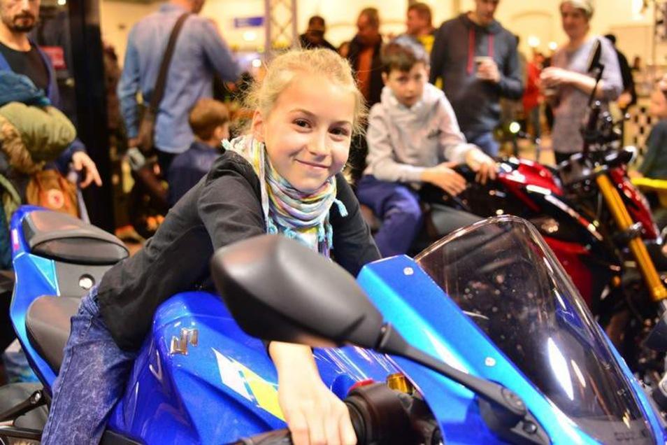 Sachsenkrad-Messe in Dresden - am Wochenende gibt´s alles Neue für Motorradfans und E-Biker.
