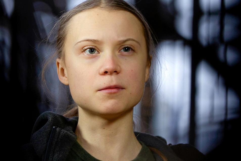 Steht in der Kritik: Die schwedische Klimaaktivistin Greta Thunberg hat sich zum Nahost-Konflikt geäußert.