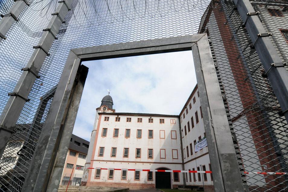 Symbolfoto: Justizvollzugsanstalt Waldheim