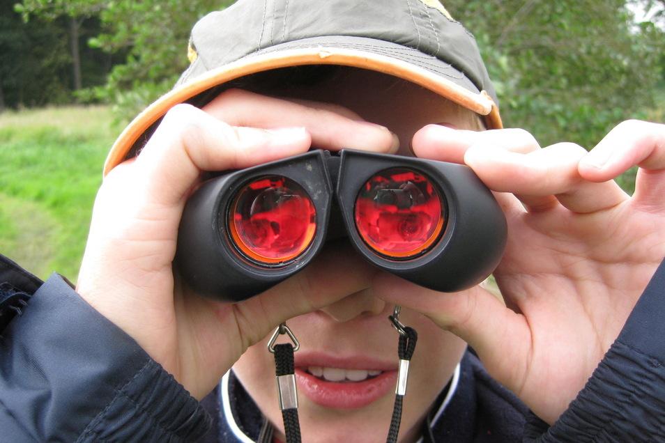 DIe Naturschutzstation Neschwitz bietet dieses Jahr vier Feriencamps für Kinder und Jugendliche an.