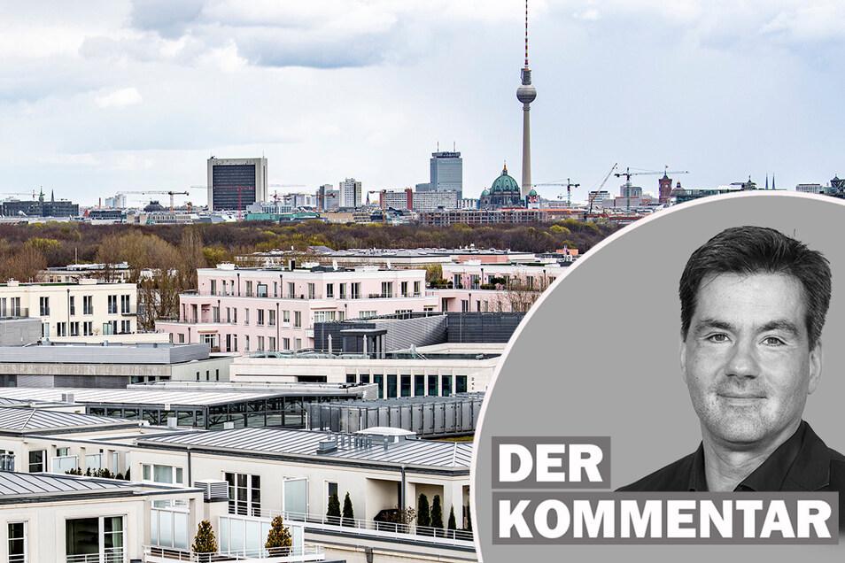 Berlin ringt um bezahlbare Mieten - die Mietpreisbremse scheint jedoch nicht das geeignete Mittel zu sein. Der Markt kann jedoch nicht alles regeln, kommentiert Politikredakteur Thilo Alexe.