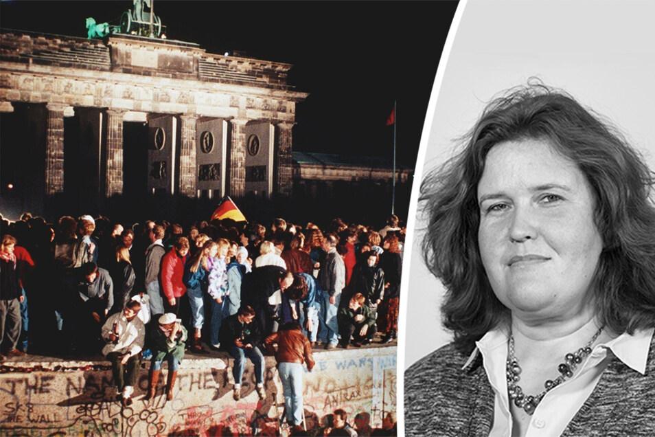 1989 war mehr Begeisterung im deutsch-deutschen Getümmel. Heute regiert eher Unzufriedenheit.