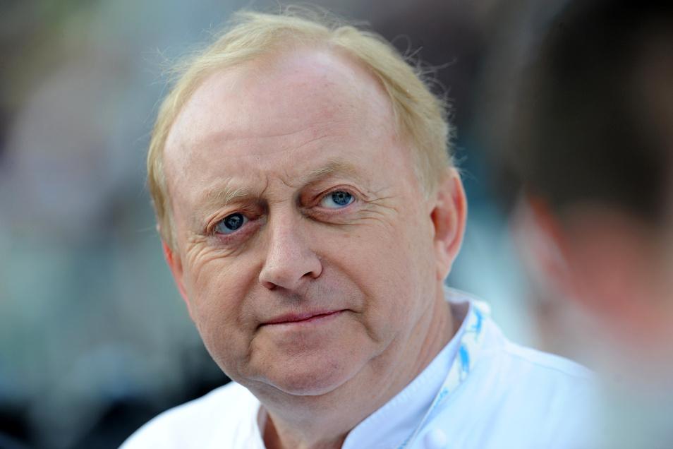Fernsehkoch Alfons Schuhbeck hat Insolvenz angemeldet.