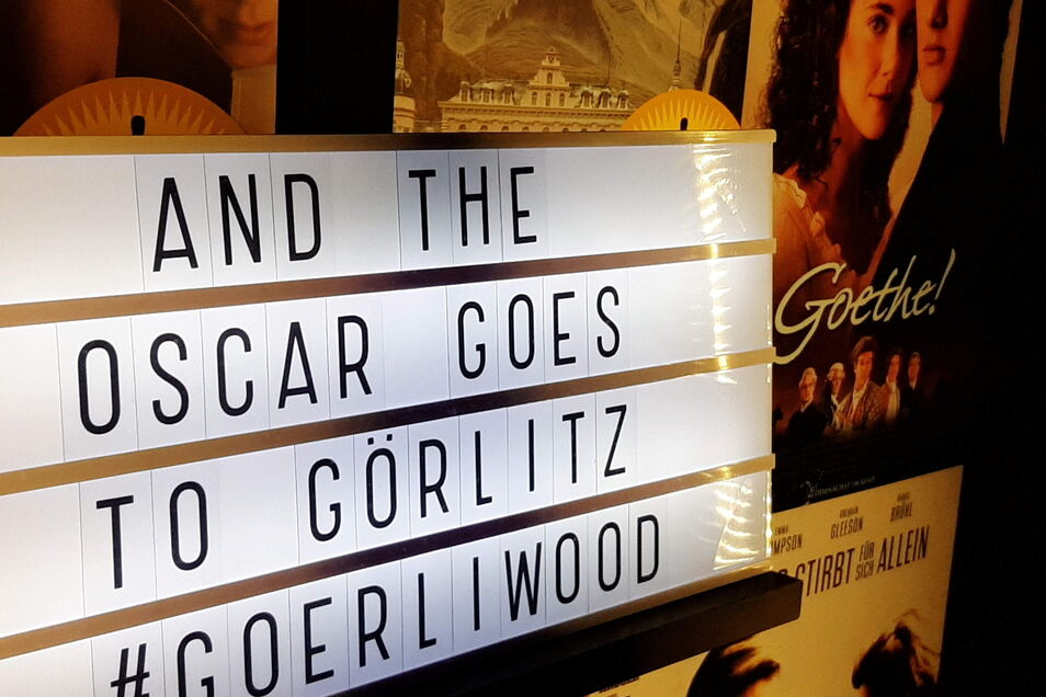 Schauplätze in Görliwood für Filmklassiker: Das ist das Thema eines Video-Wettbewerbs im Rahmen des Fliegenden Sommerkinos in Görlitz.