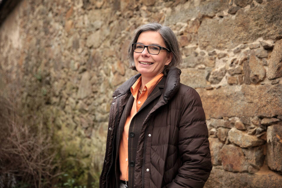 Die Pulsnitzer Bürgermeisterin Barbara Lüke hält an ihrem Amt fest.