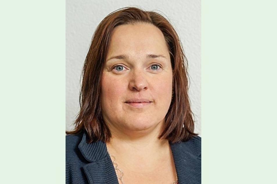 Anja Hennersdorf tritt für die SPD an. Die größte Herausforderung unserer Zeit sieht sie als Chance.