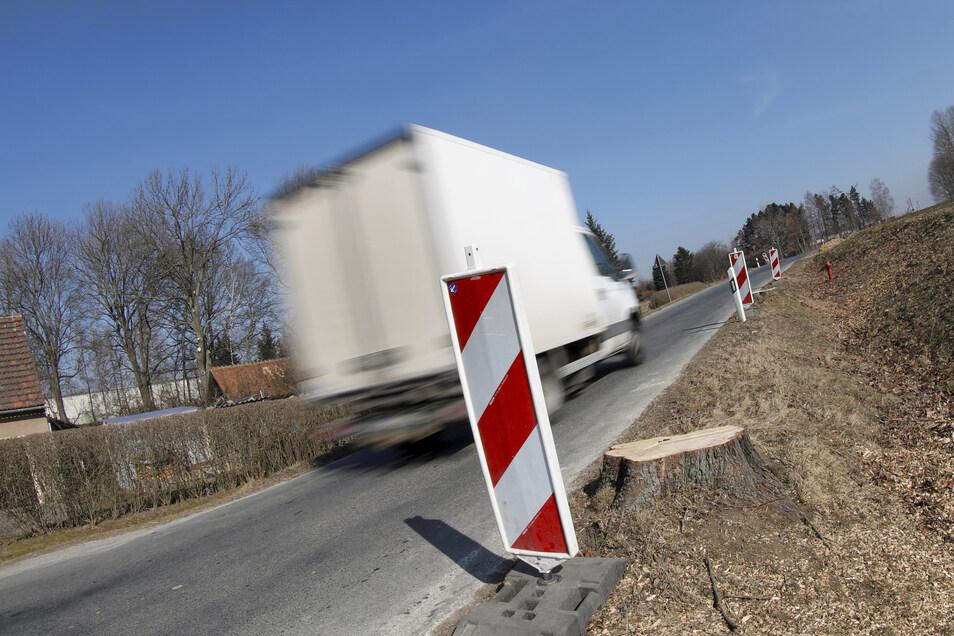 Die Obere Straße in Kiesdorf soll schon seit Jahren saniert werden, doch das Geld fehlt. Nun gibt es vielleicht doch eine Chance.