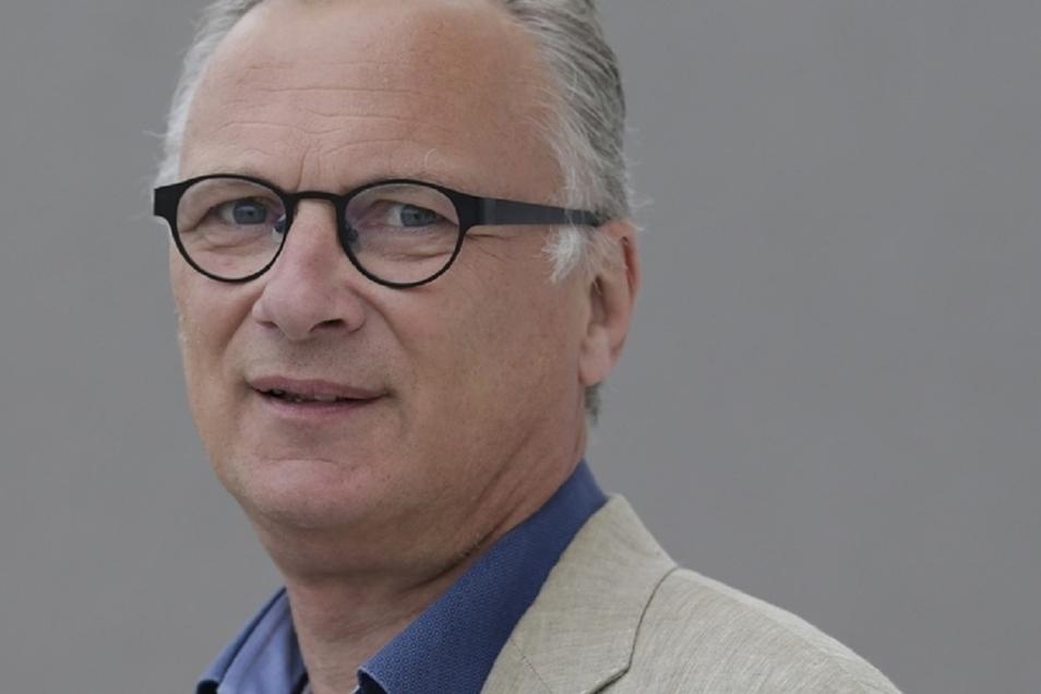 Intendant Lutz Hillmann fürchtet, dass die Theaterleute in solchen Krisen einfach vergessen werden.