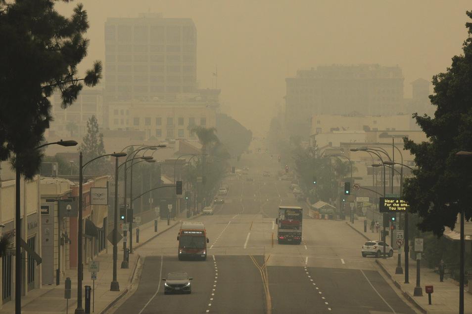 Kampf gegen Klimawandel: Kalifornien lässt ab 2035 nur noch abgasfreie Neuwagen zu