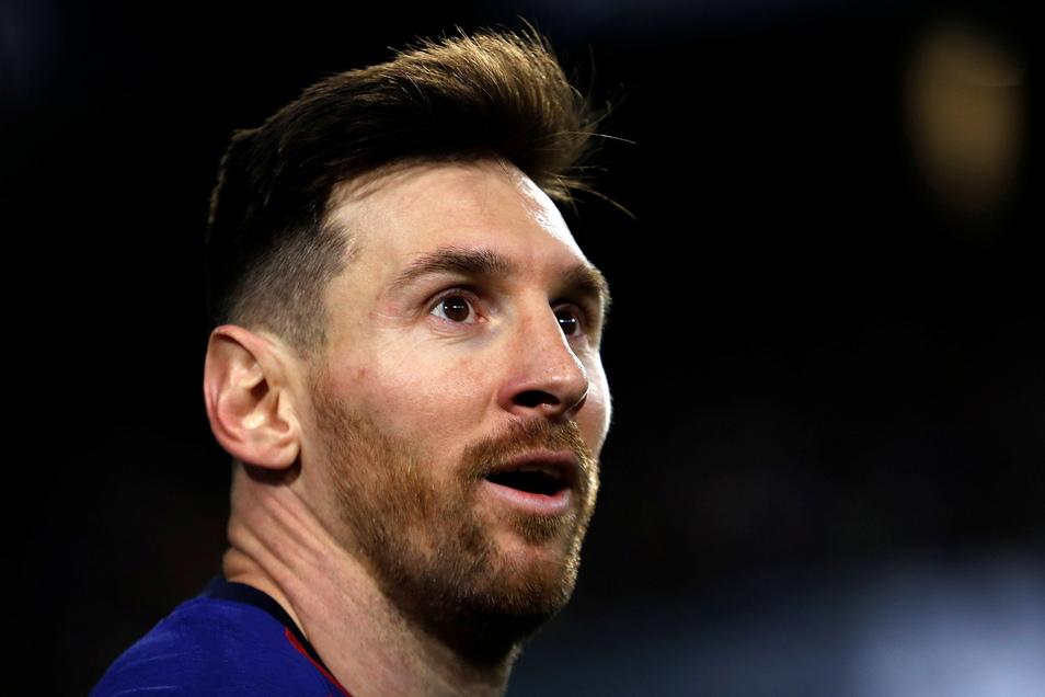 Zu welchem Klub der seit dem 1. Juli vertragslose Messi jetzt ablösefrei wechselt, ist offen.