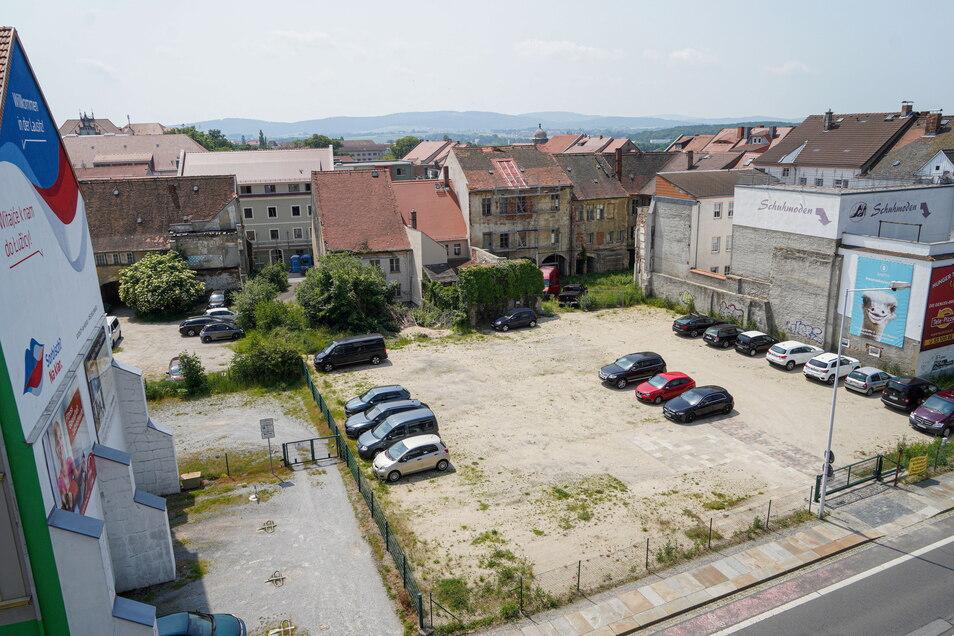 """Auf dem Bautzener Lauenareal soll das """"Sorbische Wissensforum"""" entstehen. Dafür gibt's viel Geld aus der Förderung für den Strukturwandel."""