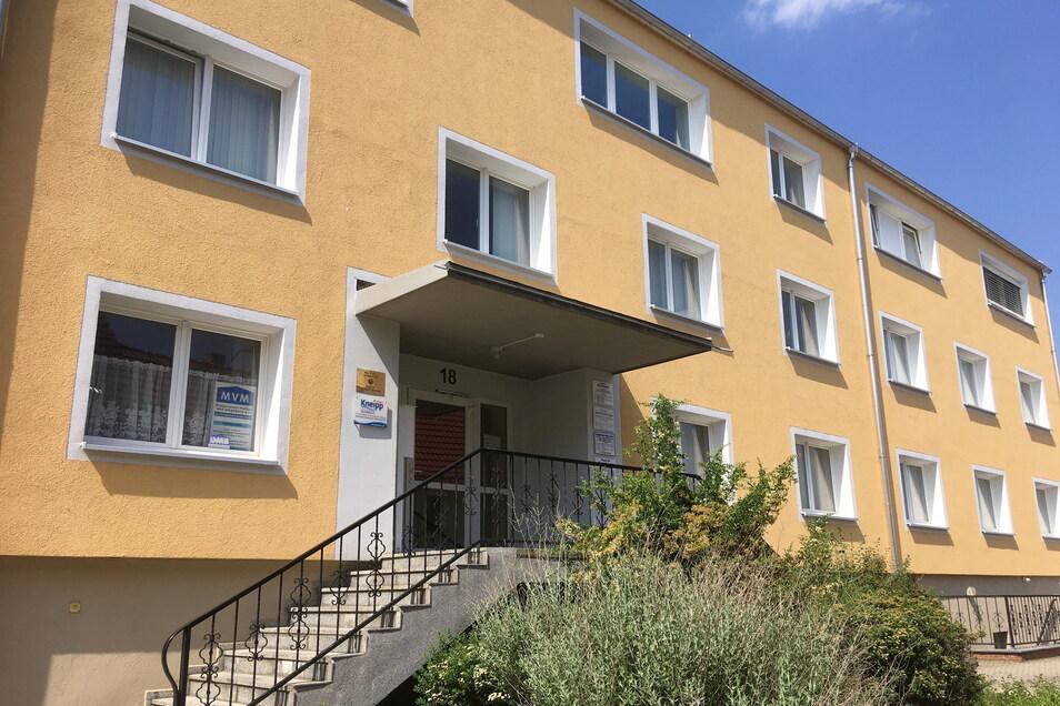 Das Bürgerbüro ist in der Katharinengasse 18 in Großenhain.