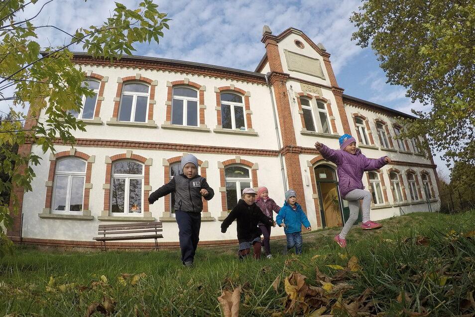 30 Kitas wurden in diesem Jahr in der ersten Stufe des Kinder-Garten-Wettbewerbs ausgezeichnet. Darunter ist auch die Kita Kiebitz.