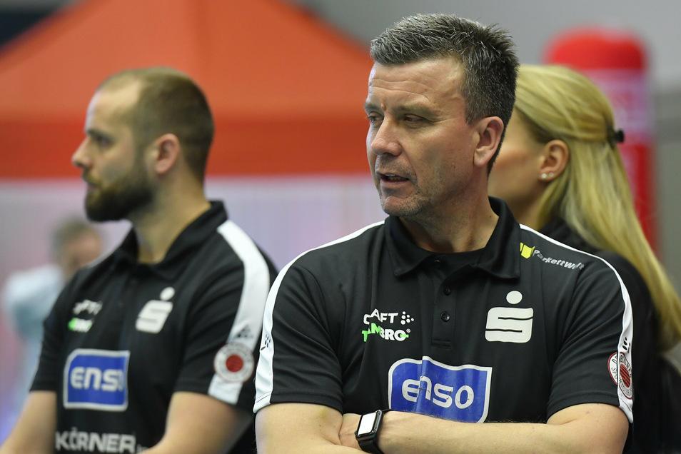 DSC-Trainer Alexander Waibl.