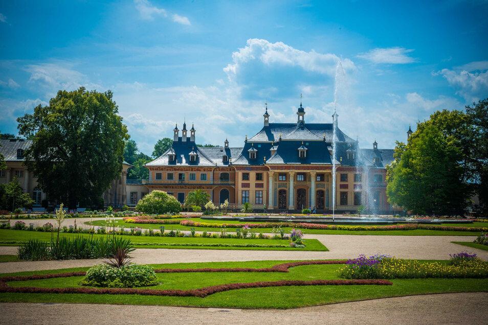 Drei Euro kostet der Eintritt in den Pillnitzer Schlosspark für Erwachsene. Für viele Besucher wahrscheinlich nicht zu viel Geld. Eine Bürgerinitiative kämpft trotzdem für freien Eintritt.