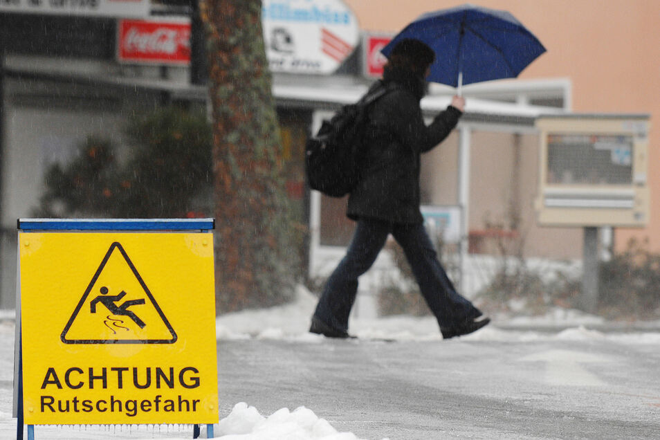 Unwetterwarnung Pirna