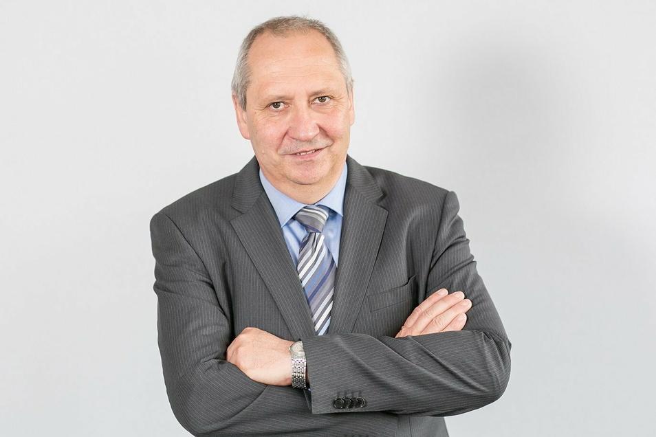 Sachsens Arbeitgeberpräsident Jörg Brückner