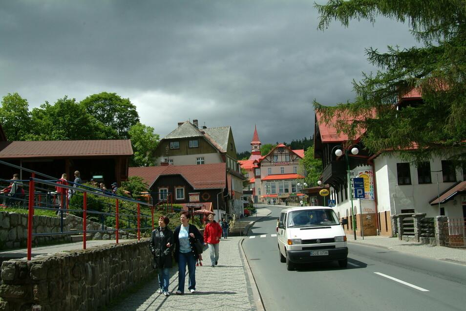 Auch Gastronomen in Karpacz (Krummhübel) beteiligen sich an der Aktion.