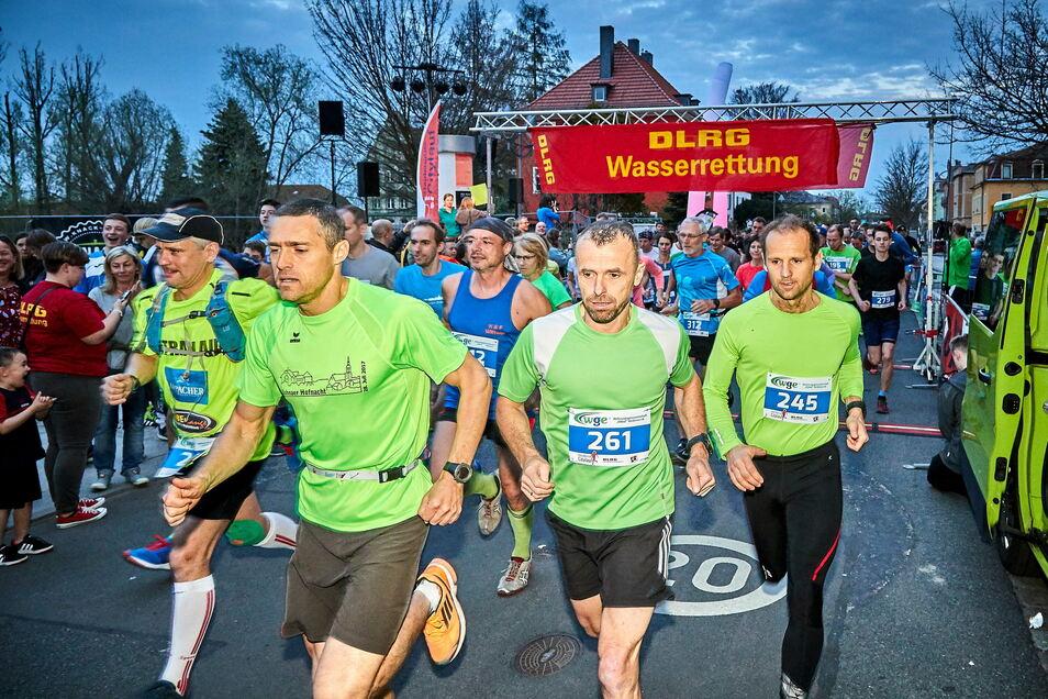 Der zweite Heidenauer Citylauf 2019 war der bisher letzte. Der nächste soll nun im September stattfinden.