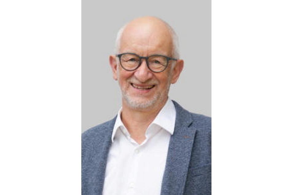 Gerhard Liebscher ist Landtagsabgeordneter von Bündnis 90/Die Grünen und verkehrspolitischer Sprecher.